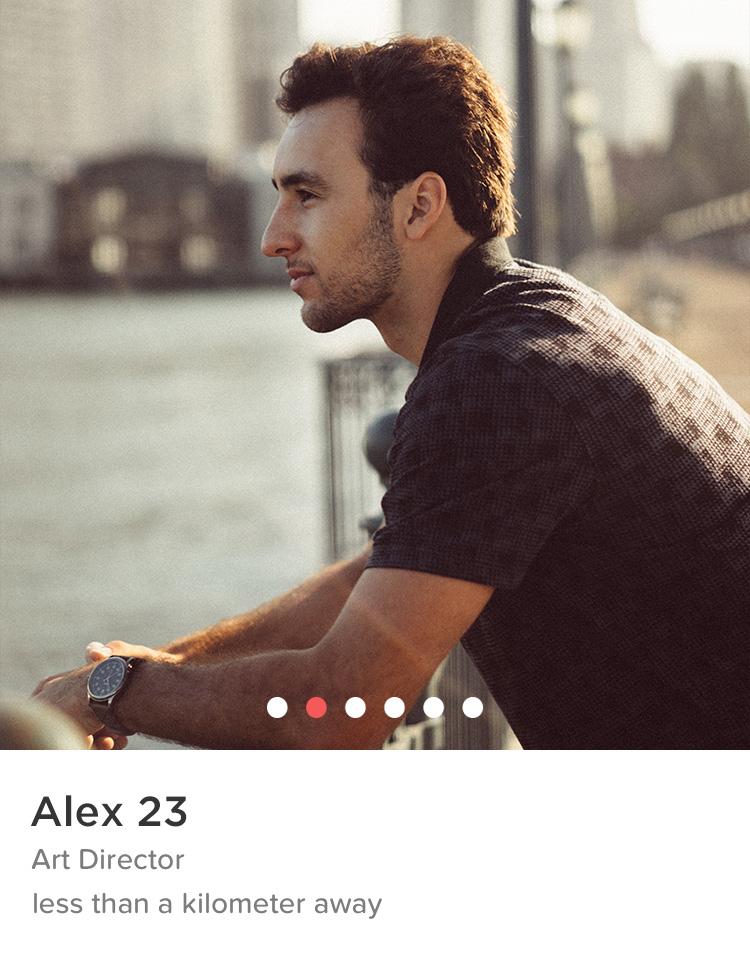 online dating visningsprofiler