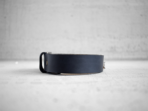 Uphill Designs - Chinle leather belt - all three colors