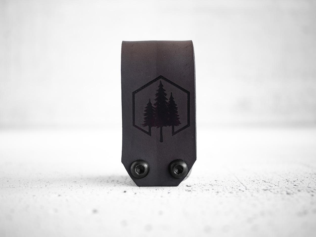 Uphill Designs - Acadia bicycle multi-tool - dark brown- back