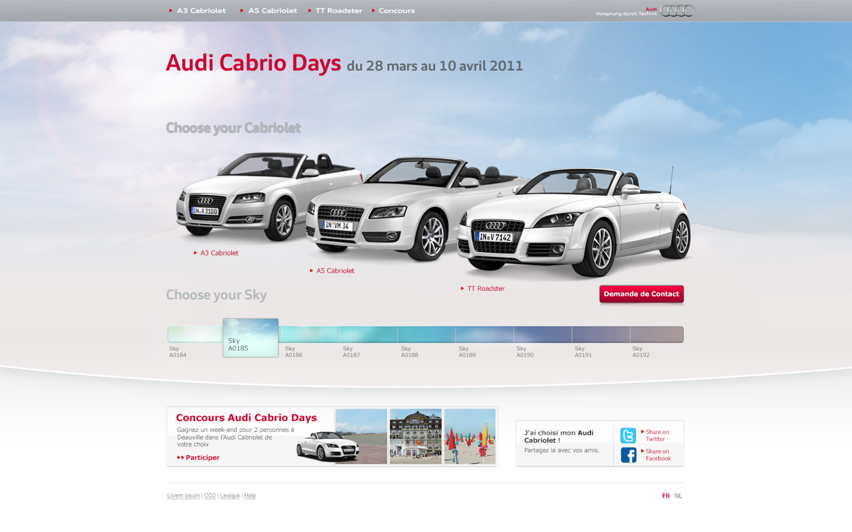 Audi Cabrio Days