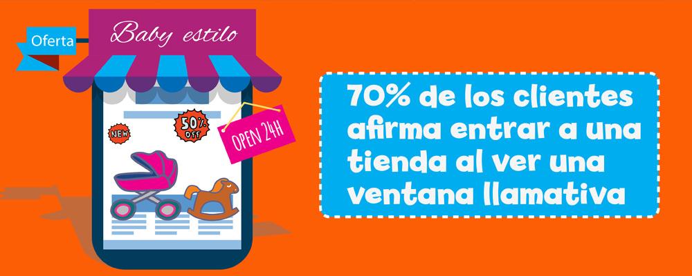 70% clientes