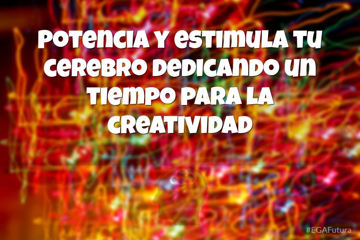 Potenciá y estimula tu cerebro dedicando un tiempo para la creatividad