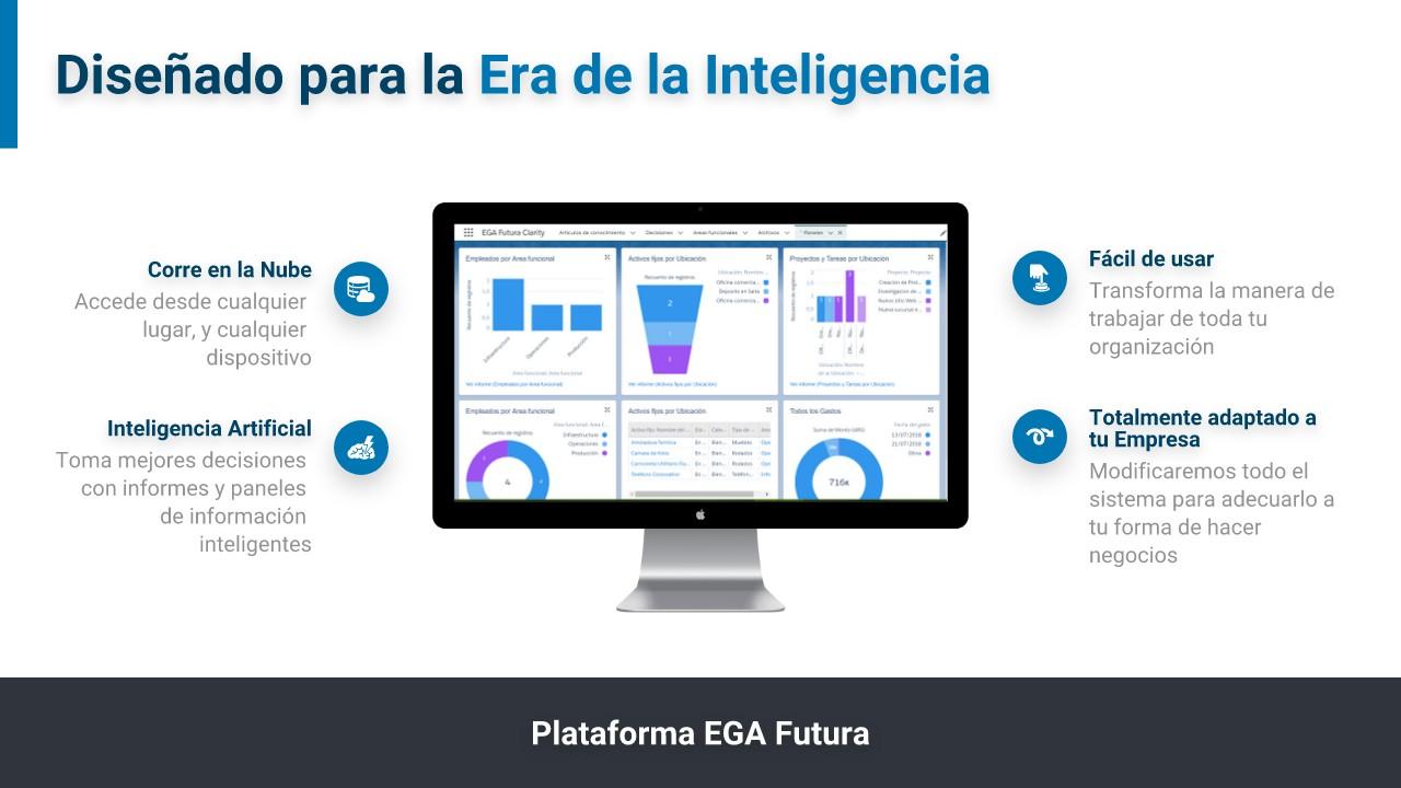 Plataforma EGA Futura