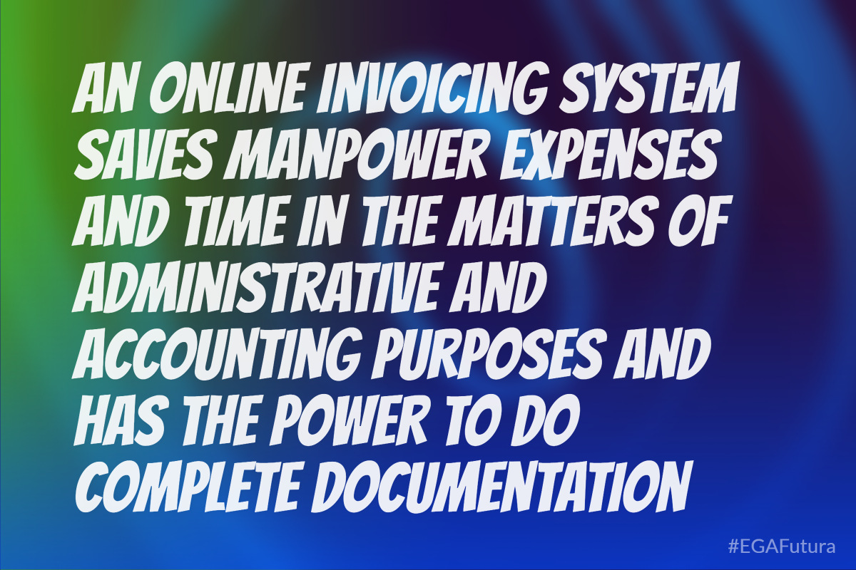 An online invoicing system saves manpower expenses and time in the matters of administrative and accounting purposes and has the power to do complete documentation.