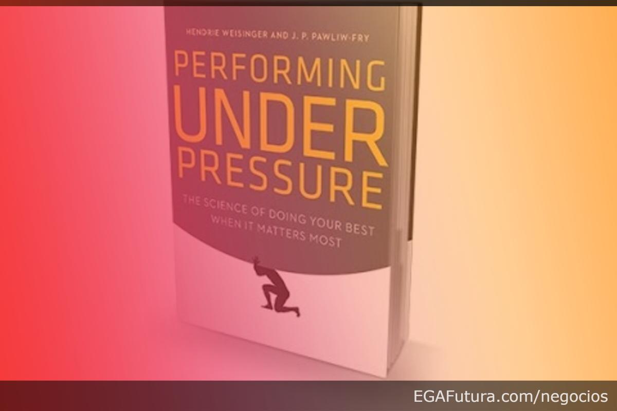 Performing Under Pressure / Hendrie Weisinger J.P. Pawliw-Fry