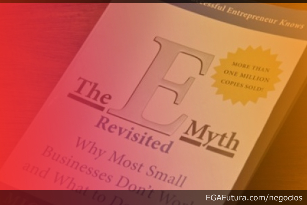 E-Myth Revisited / Michael Gerber