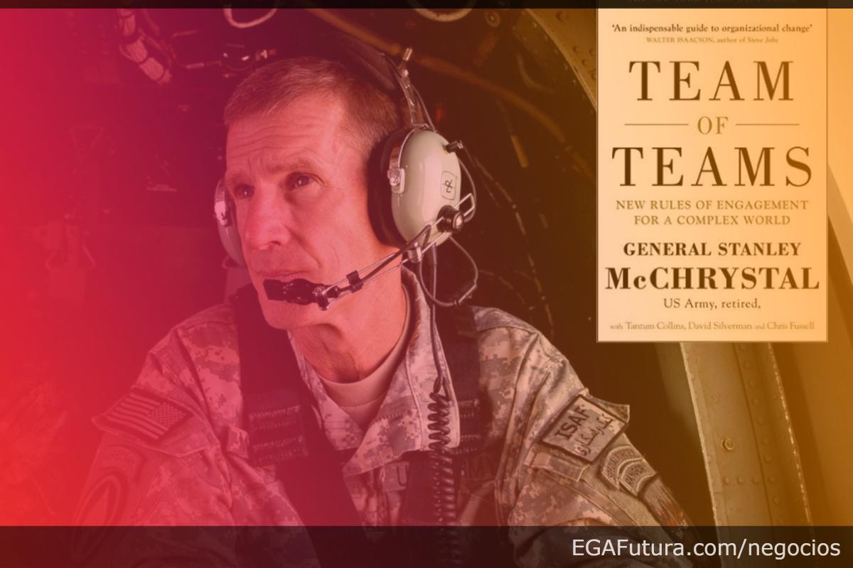 Teams of Teams / Stanley McChrystal