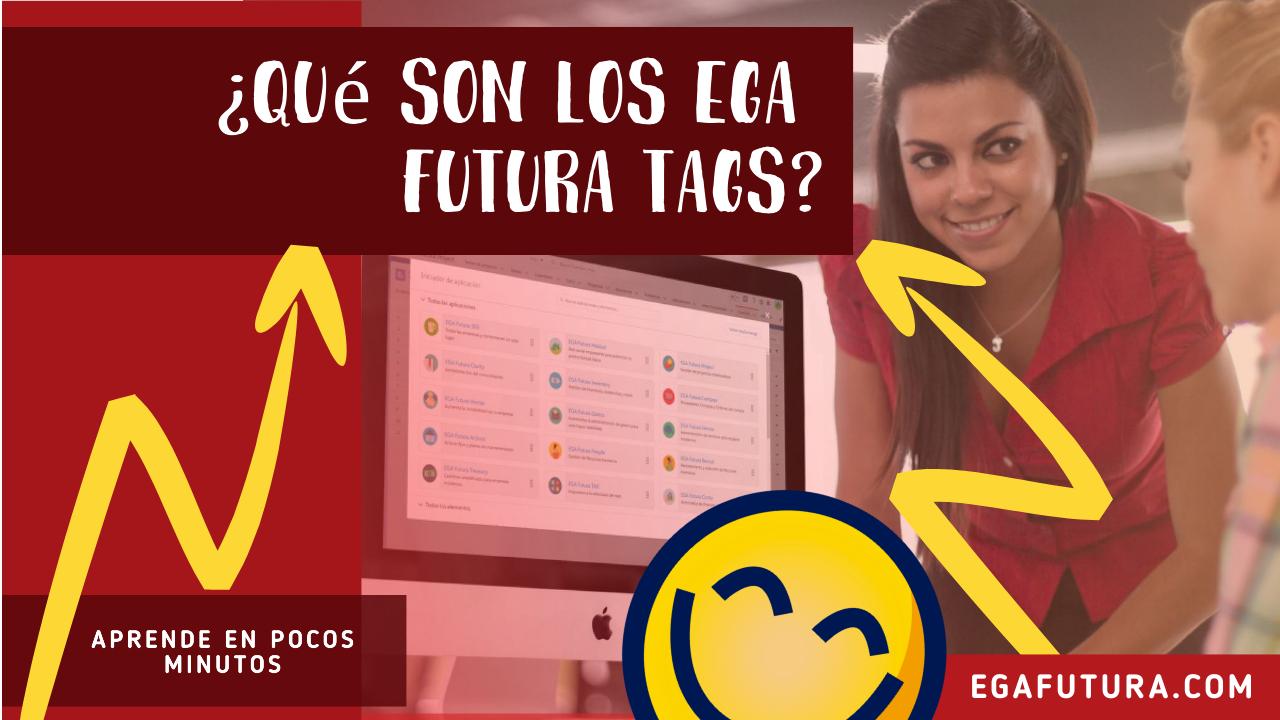 """Los EGA Futura Tags son """"etiquetas de uso interno� que le permiten a tu organización agrupar, organizar y categorizar registros en la base de datos de la plataforma."""