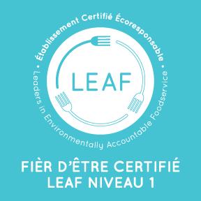 Certification LEAF