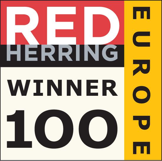 5086f7261aa Winner of the Red Herring 2018 Top 100 Europe