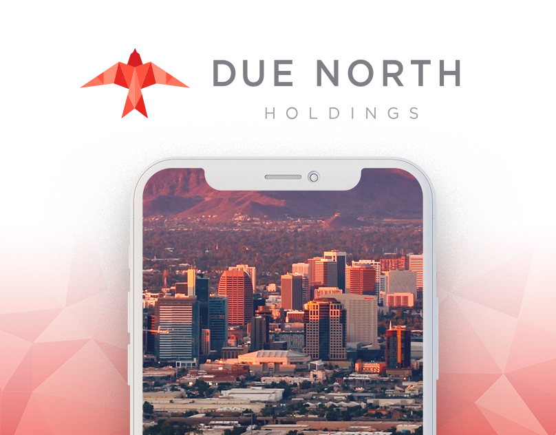 Due North Holdings website