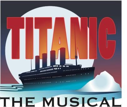 Titanic the Musical Logo