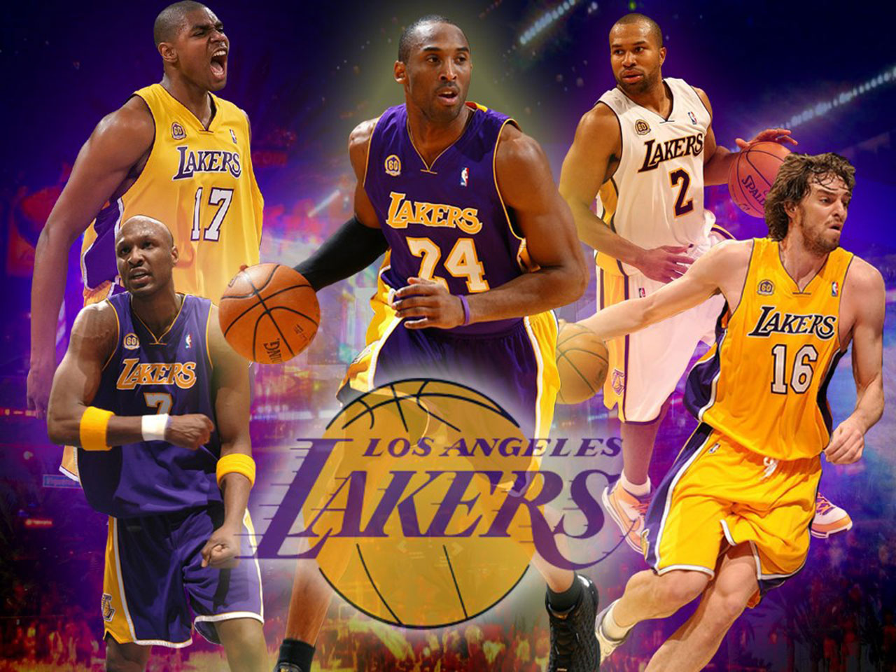Don T Miss Exciting Games From The Lakers During October