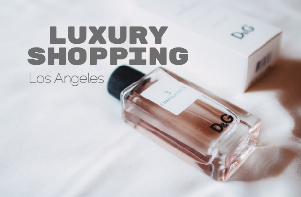 luxury shopping in los angeles