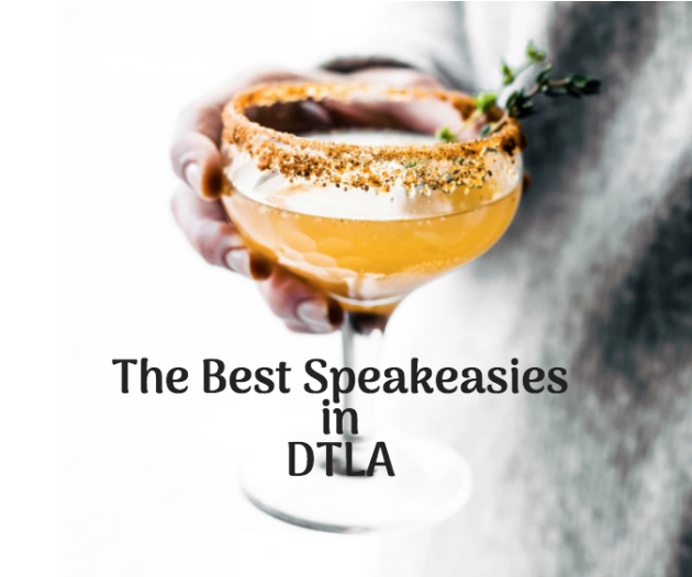 speakeasies in los angeles