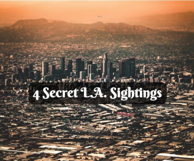 hidden secrets spots in LA