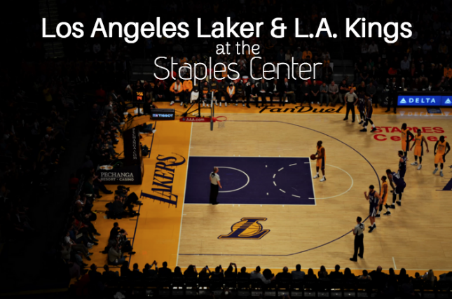 lakers & kings game