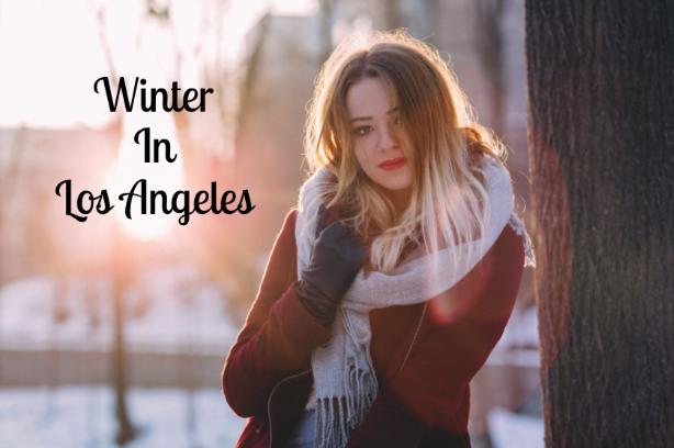 winter in los angeles