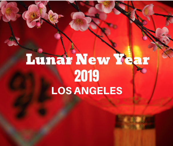 lunar new year events Los Angeles