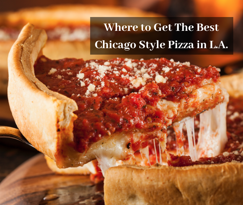 best chicago style pizza in la