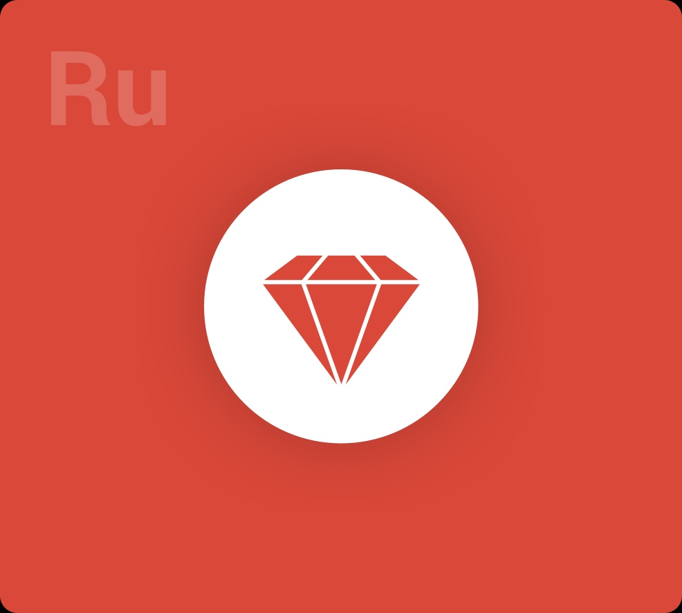 All members of our team have some form of ruby background and all are fluent in either Rails and Sinatra.