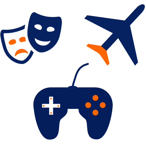 Gaming, Entertainment & Travel