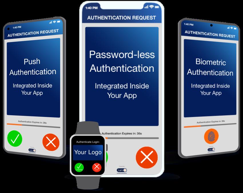 IAmI Authentication Apps