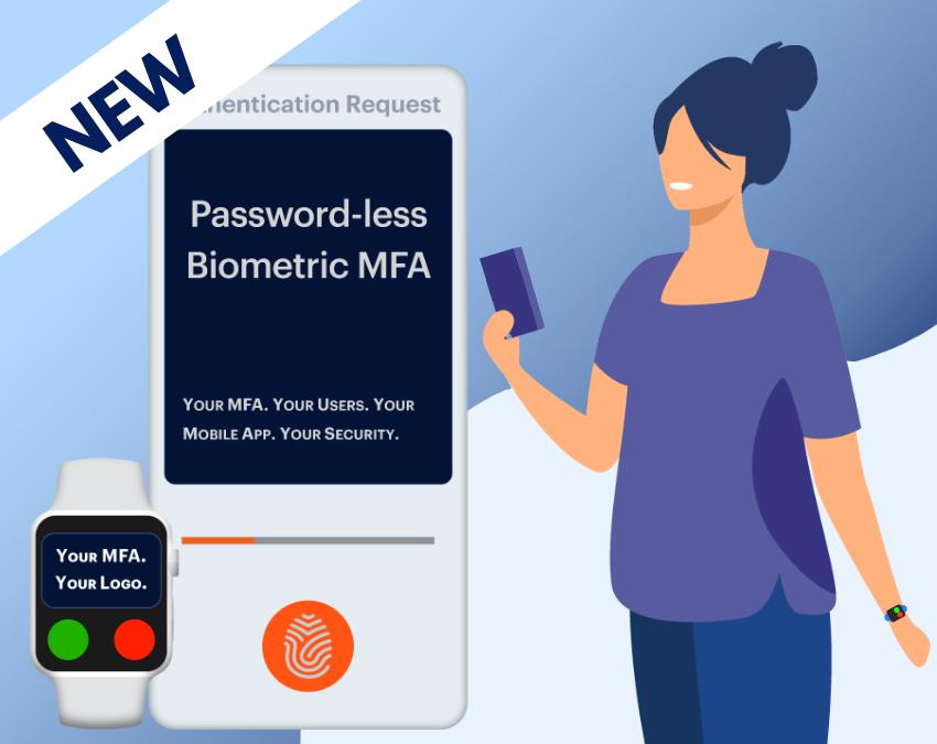 IAmI Password-less Biometric MFA