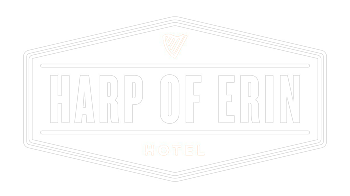 Harp of erin logo