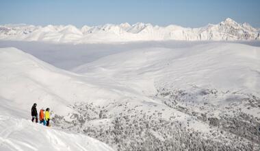 Challenging Snowboard Terrain