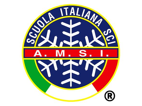 Scuola Italiana Sci AMSI Logo