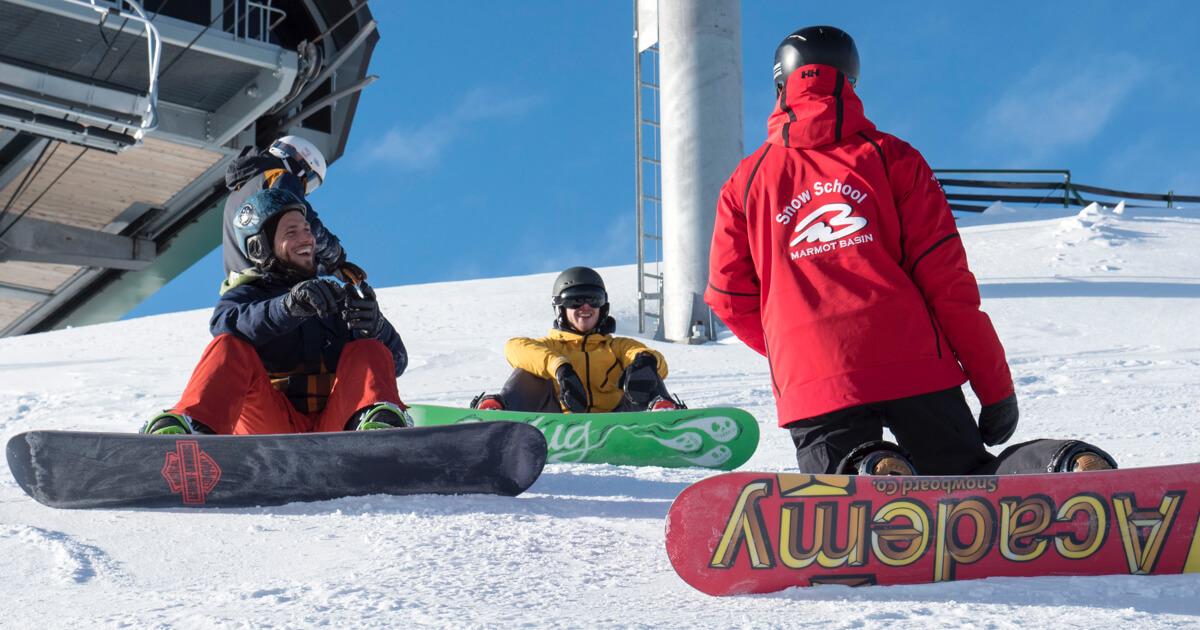 Snowboard Instructor Ninja Academy