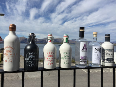 New Malts and Gins