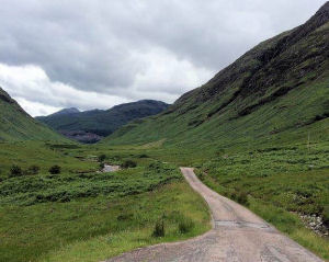 Film locations in Scotland