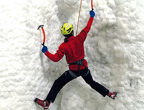 Ice and rock climbing based at The Pierhouse Hotel