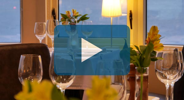 The Pierhouse Hotel & Seafood Restaurant spring delights: video