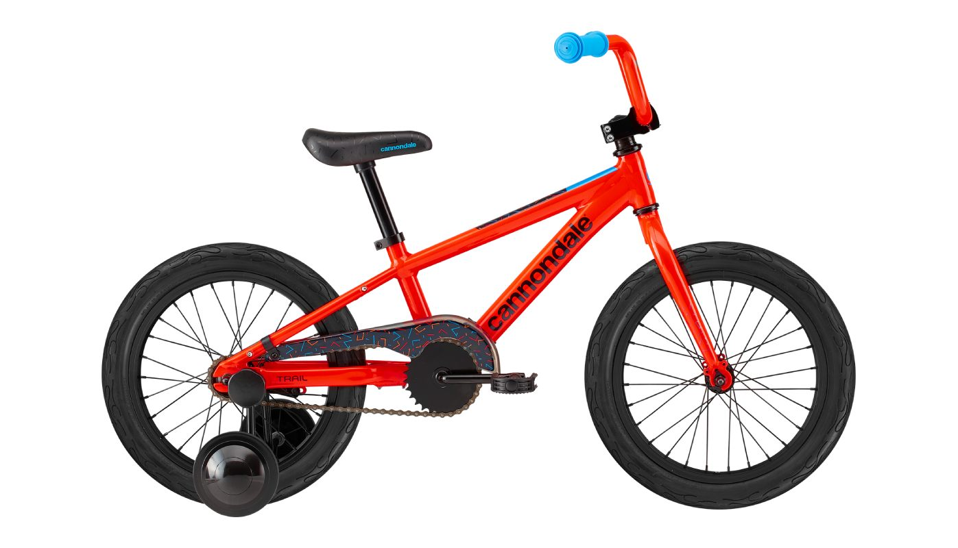 Cannondale Trail 16 Red