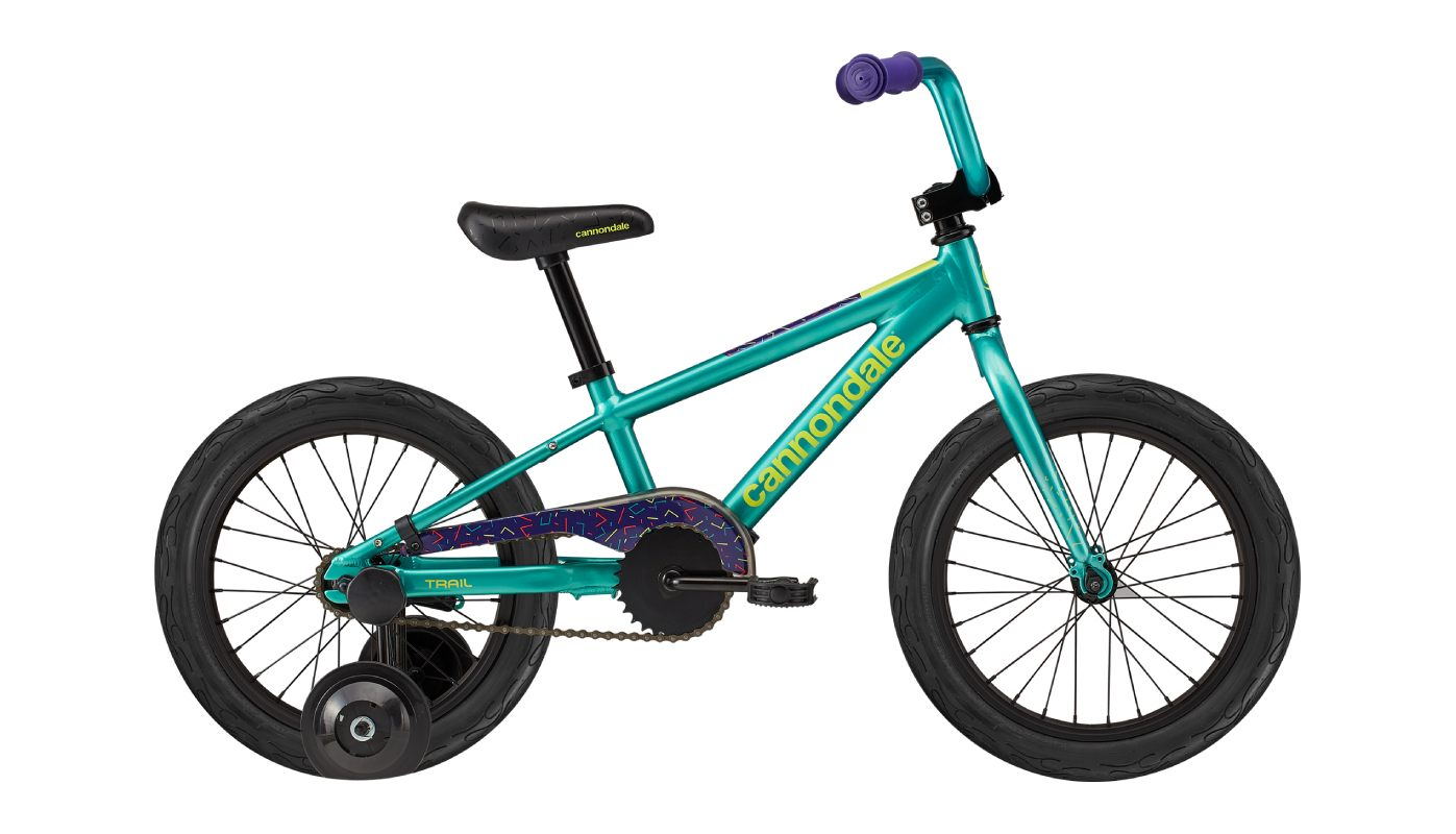 Cannondale Trail 16 Turquoise