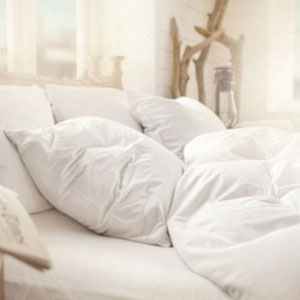 photo of jean perry bed essentials