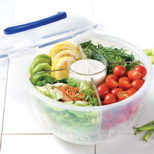 photo of lock&lock airtight  food storage container