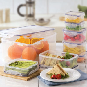 photo of lock&lock airtight classic food storage container