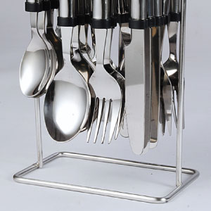 photo of samaria stainless steel cutlery