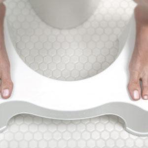 photo of squatty potty happy colon eco 7' & 9' toilet stool