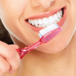 photo of bio repair world only enamel repair toothpaste, happy smile