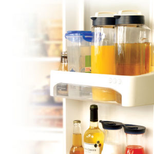 photo of home & living bpa free water fridge jug