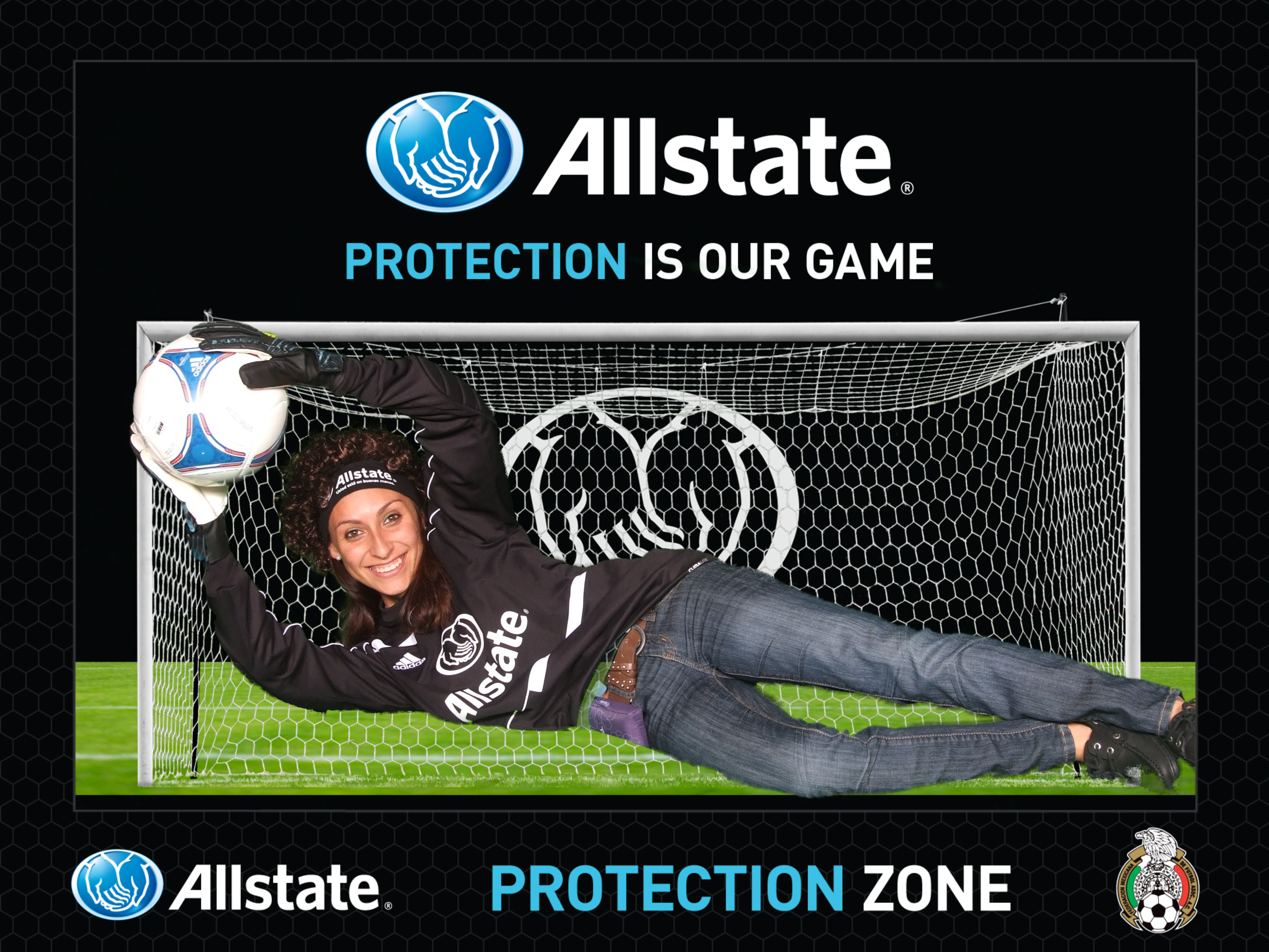Allstate Fan Photo