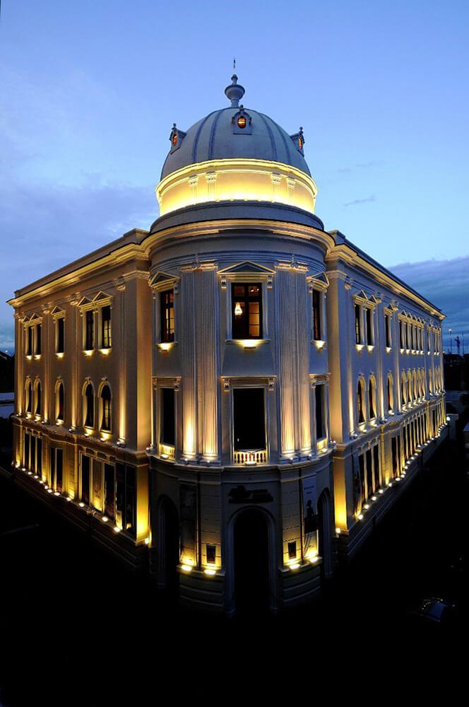 Centro Cultural dos Correios building