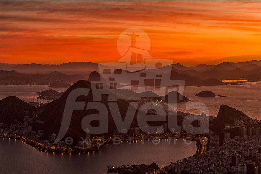 dois irmaos hike unrise favela experience 01