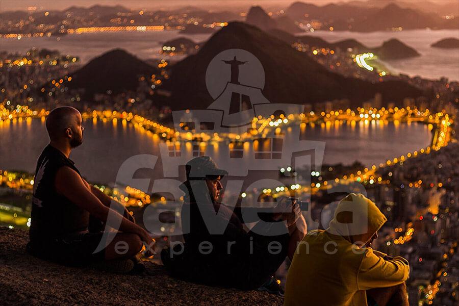 dois irmaos hike sunrise favela experience 04