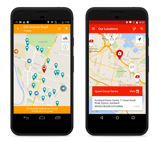 Developing Geolocation for Android Apps
